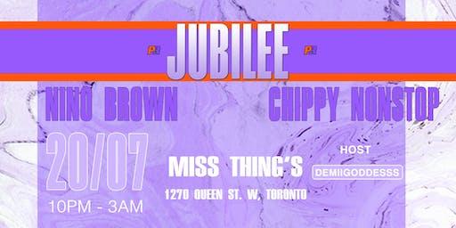 Pep Rally : Jubilee, Nino Brown, Chippy Nonstop