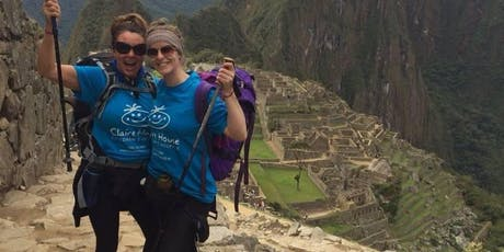 INCA TRAIL TREK Information Session with PL and Claire House tickets