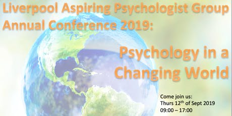 LAPG Conference 2019: Psychology in a Changing World tickets