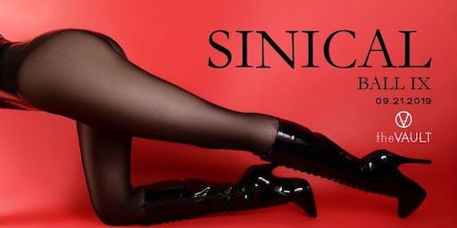 SINICAL Ball IX