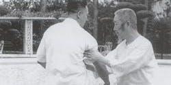 10 Week Tai Chi Class (Form, Tui Shou, Da Lu, and San Shou) 7/15 to 9/16