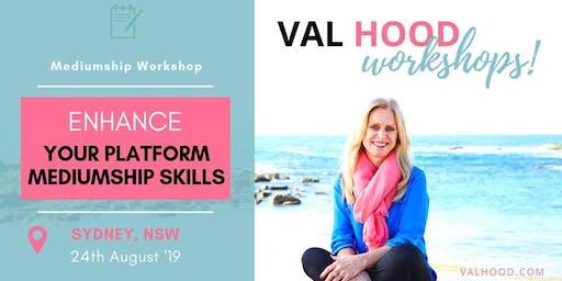 Sydney Workshop - Enhance your Platform Mediumship Skills