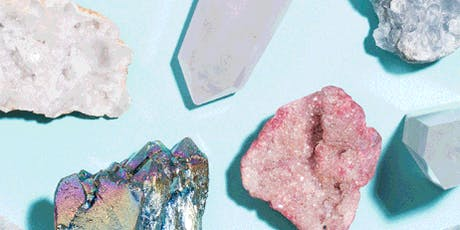 Thursdays Crystal Healing at Montauk Salt Cave West tickets