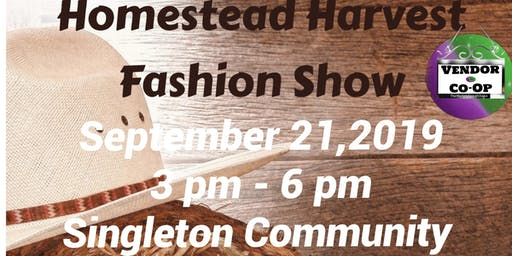 Homestead Harvest Fashion Show