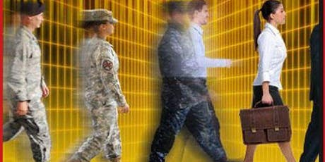 Mega Military Career Fair Hiring, Transitioning, Active Duty, DOD, & Qualified Family Members tickets
