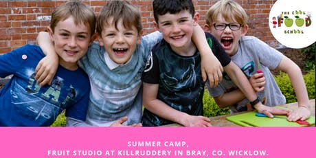 """""""No-cook"""" Cooking Camp for kids tickets"""