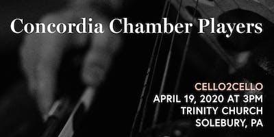 Concordia Chamber Players @ Trinity: Sunday, April 19, 2020