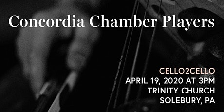 Concordia Chamber Players @ Trinity: Sunday, April 19, 2020 tickets