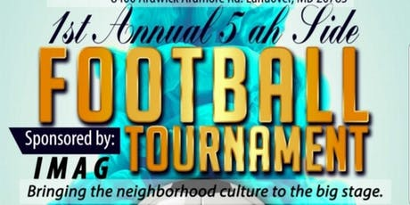 5 ah Side Football Tournament  tickets