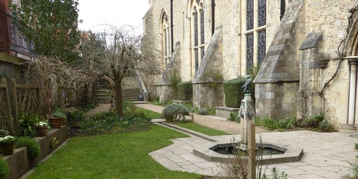 Winchester Cathedral & Garden Highlights Walking Tour