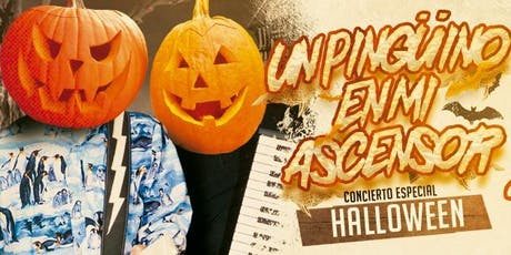 UN PINGÜINO EN ASCENSOR - Especial Halloween Madrid tickets