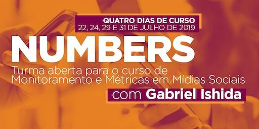Workshop NUMBERS - Monitoramento e Métricas em Mídias Sociais