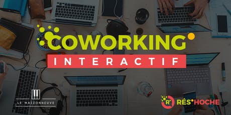 Journée de coworking interactif #2 / Que racontent vos données? billets