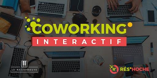 Journée de coworking interactif #2 / Que racontent vos données?