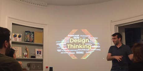 Design Thinking is an evolution process tickets