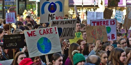 Striking for Climate: What can staff at Sheffield SU do? tickets