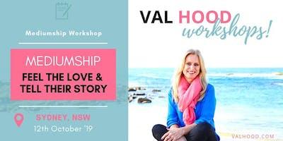 Mediumship Workshop - Feel the Love & Tell their Story (Sydney)