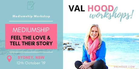 Mediumship Workshop - Feel the Love & Tell their Story (Sydney) tickets