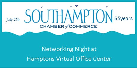 Networking Night at Hamptons Virtual Office Center tickets