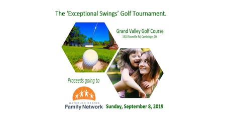 Exceptional  Swings Golf Tournament tickets