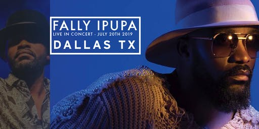 Fally Ipupa, his band, and dancers live in concert at the Longhorn Ballroom Dallas, TX