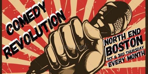 Comedy Revolution