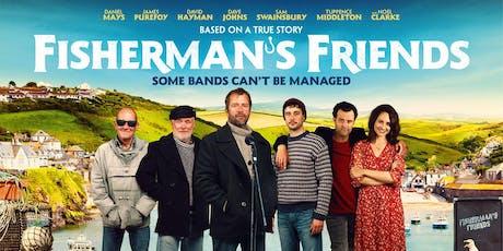 Fisherman's Friend. Outdoor Cinema. Doubletree Hilton tickets