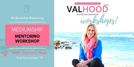Wollongong Mediumship Mentoring Workshop - 2nd November tickets