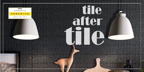 Tile After Tile  tickets