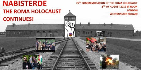 NABISTERDE - Roma Holocaust Continues tickets