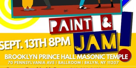 The Ultimate House Party Paint and Jam tickets