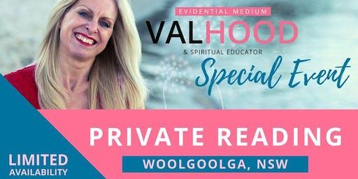 Private Readings with Val Hood (Woolgoolga, NSW)