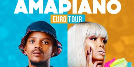 Amapiano Euro Tour Dublin tickets