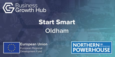 Start your own business - 1 2 1 Advice Appointment Oldham tickets