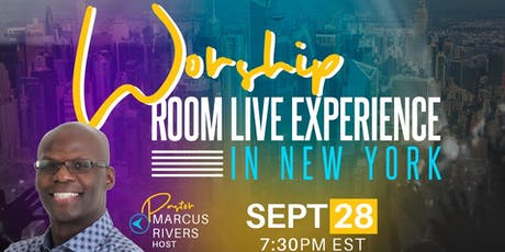 Worship Room Live Experience in New York tickets