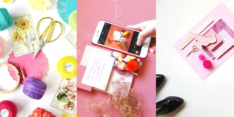 Workshop Flatlay Styling tickets
