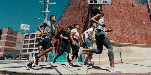 TSE x adidas presents: HIIT/Run/Chill