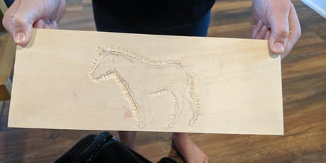 You Can Carve!  Beginner Wood Carving for ALL Ages tickets