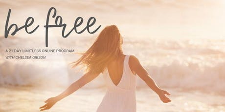 Be Free: Limitless Online Program tickets