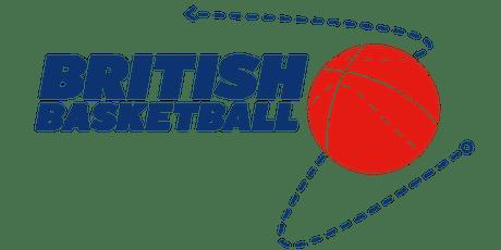 Eurobasket 2021 Third Round Qualifiers GB v Luxembourg tickets