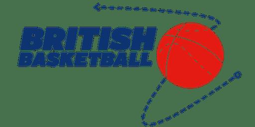 Eurobasket 2021 Third Round Qualifiers GB v Luxembourg