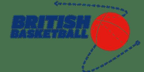 Eurobasket 2021 Third Round Qualifiers GB v Kosovo tickets