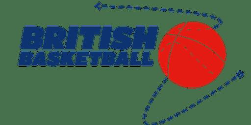 Eurobasket 2021 Third Round Qualifiers GB v Kosovo
