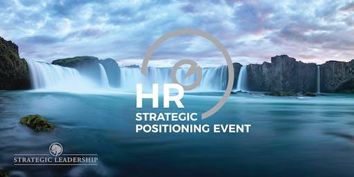 Free HR Strategic Positioning Event – Newport, UK
