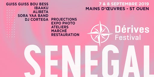 Dérives Festival #3 : la nouvelle scène du Sénégal