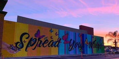First Public Art Mural in Norwalk Community Celebration  tickets