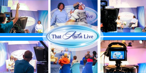 That Anita Live Studio Series - 2019