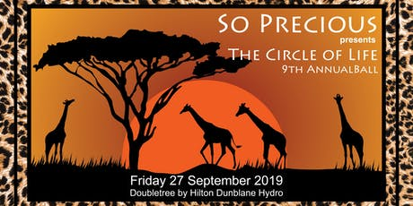 So Precious, Circle of Life Ball, 2019 tickets