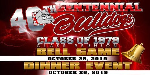 Centennial High School Class of '79 - 40th Reunion