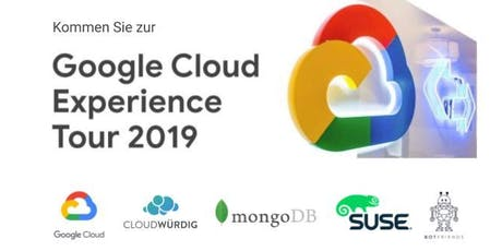 Google Cloud Experience Tour Tickets